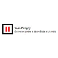 Yoan POTIGNY, électricien sur Caen