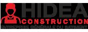 HIDEA CONSTRUCTION, entreprise générale du bâtiment sur Vallauris, Antibes